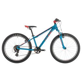 Cube Acid 240 Childrens Bike blue